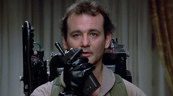 Confirmed: Bill Murray is returning for Ghostbusters III