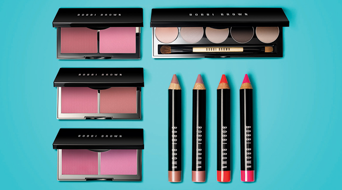 Introducing Bobbi Brown's new Malibu Nudes collection
