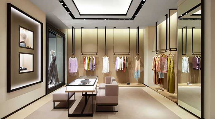 Bottega Veneta opens its largest store in the Middle East in The Dubai Mall extension