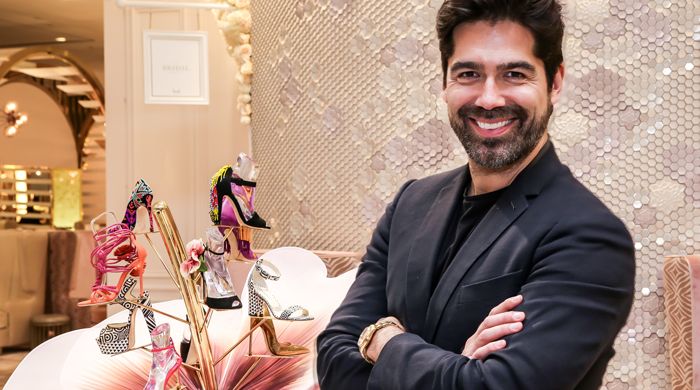 """It's my first time here"" – Brian Atwood in Dubai"