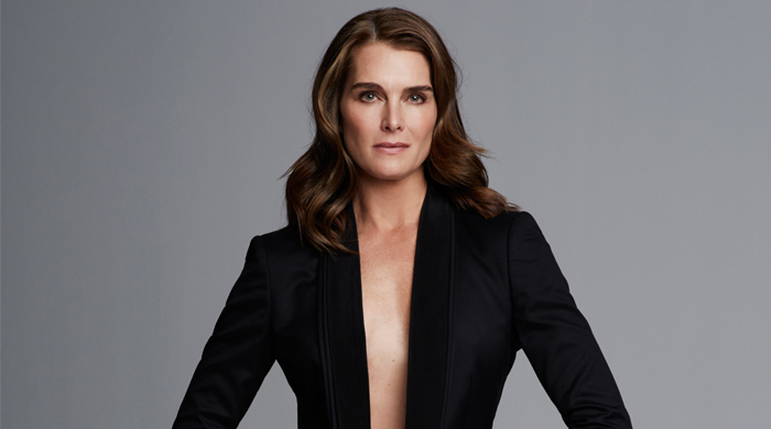 Buro 24/7 Middle East Exclusive: Brooke Shields stars in latest edition of 'Woman' for Mytheresa