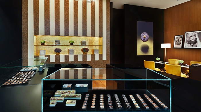 Now open: Dubai's first Bulgari II Cioccolato