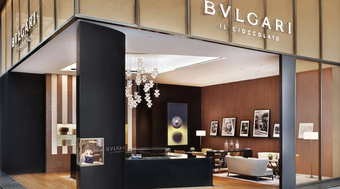 """For us chocolate is not a business, it's a luxury"" – Silvio Ursini, Executive Vice President of Bulgari Hotels"