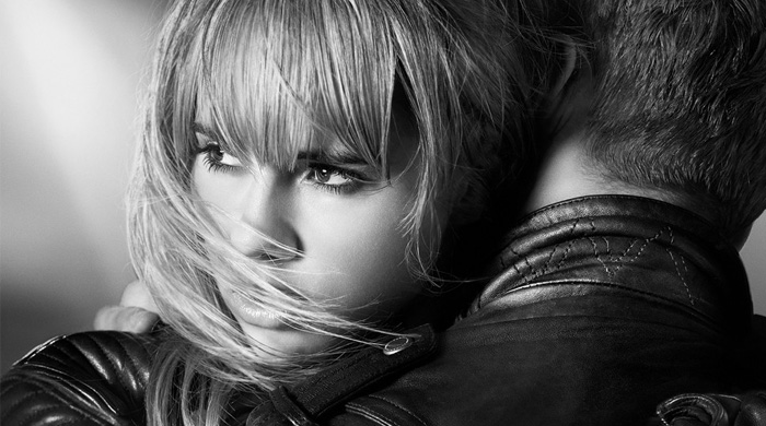 Suki Waterhouse and George Barnett front new Burberry fragrance ad campaign