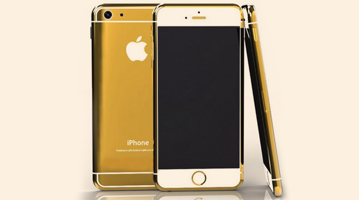 Burj Al Arab honours anniversary with real gold iPhone 6 limited-editions