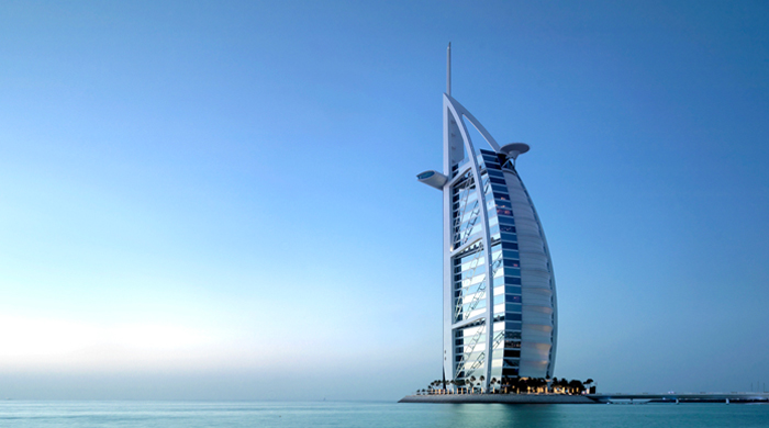 The Burj Al Arab is set to launch new private beach