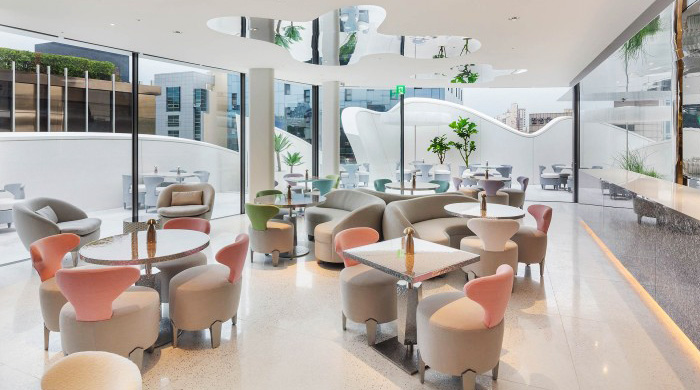 Refined taste: Explore the new Pierre Hermé cafe at the House of Dior, Seoul