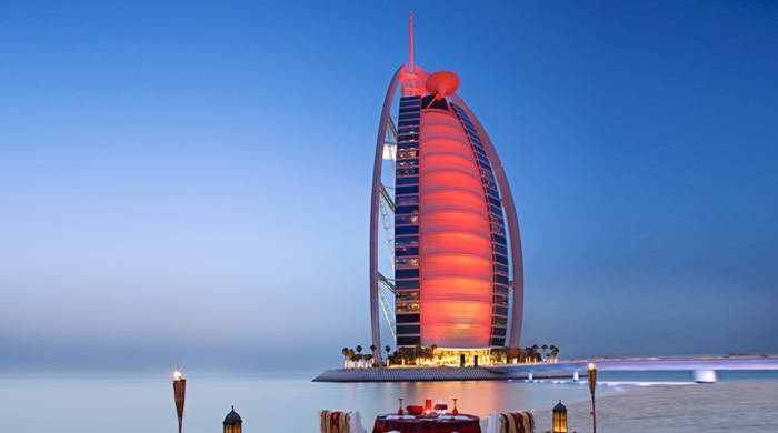 The price of luxury: Dubai 4th expensive hotel stay according to new index