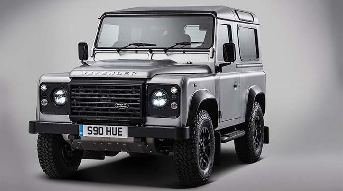 2 million special: Land Rover creates one of a kind Defender