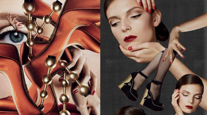 First look: Charlotte Olympia unveils Pre Fall 15 campaign