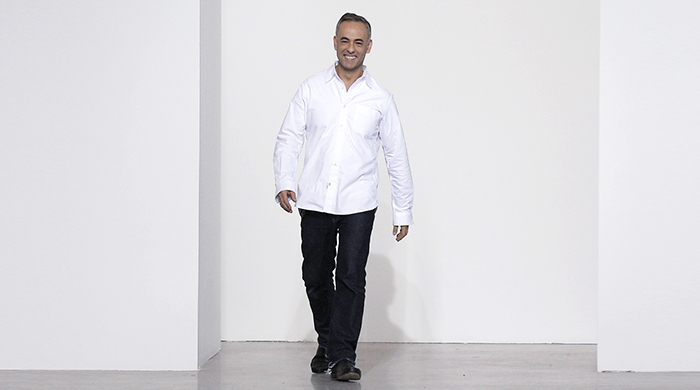Francisco Costa and Italo Zucchelli exit Calvin Klein