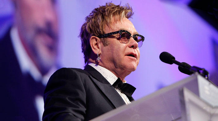 Bill Clinton, Elton John, Jennifer Hudson and more at the 18th Annual HRC National Dinner