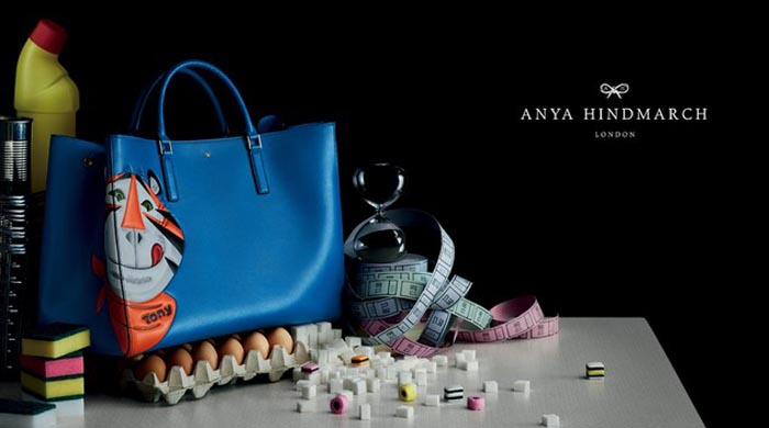 First look: Anya Hindmarch's AW14 campaign