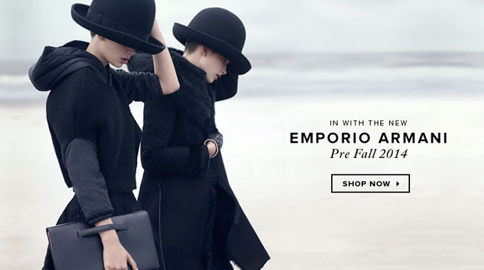 Giorgio Armani and Gucci are amongst super brands joining BySymphony.com