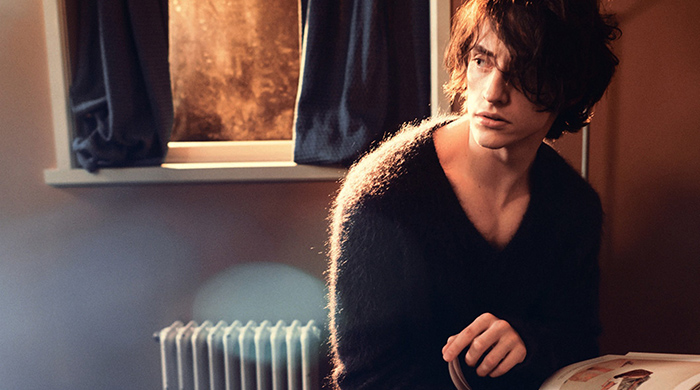 The full Marc Jacobs Autumn/Winter 14 campaign starring Sergei Polunin
