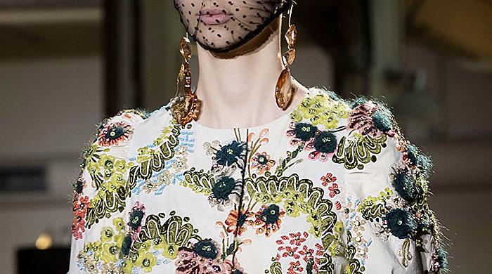 Haute Couture Autumn/Winter 14: Maison Martin Margiela