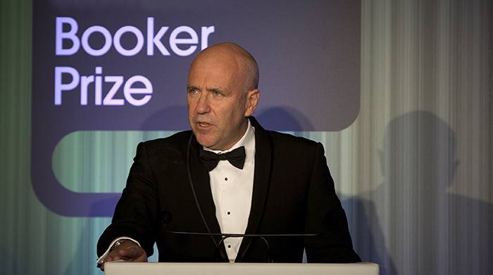 The Man Booker Prize goes to Richard Flanagan