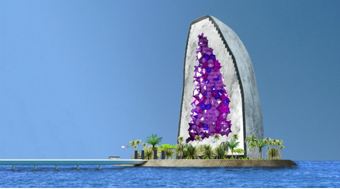 First look: Designs for the world's first Amethyst Hotel in China