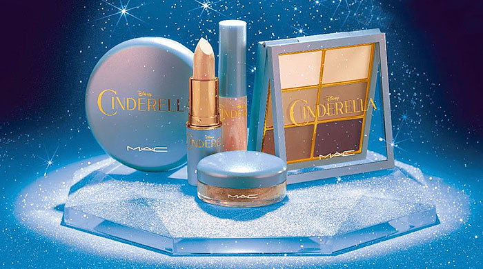 MAC and Disney collaborate for new 'Cinderella' beauty collection