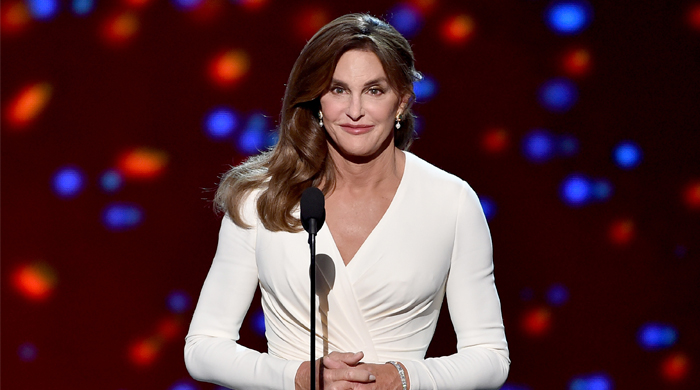 The 2015 ESPY Awards: Caitlyn Jenner wears Versace to accept Arthur Ashe Courage Award
