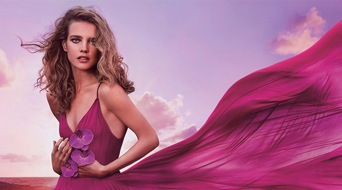 Calvin Klein reveals Natalia Vodianova as the new face of Euphoria
