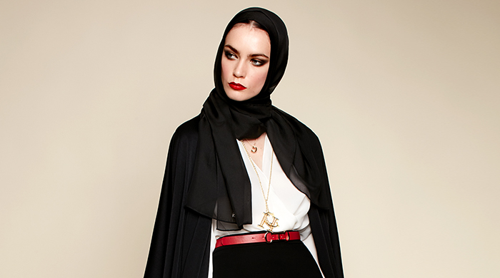 New in: CH Carolina Herrera creates abayas
