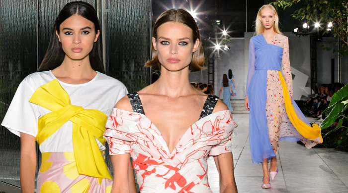 New York Fashion Week: Carolina Herrera Spring/Summer '18