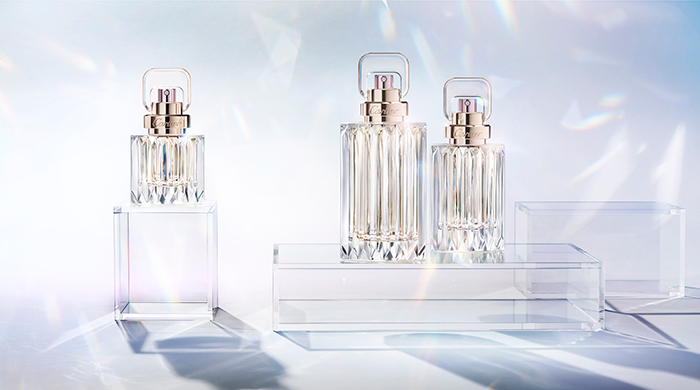 """It's a creation that really tells the elegance of the house"" – Cartier's in-house perfumer Mathilde Laurent on the new Cartier Carat fragrance"