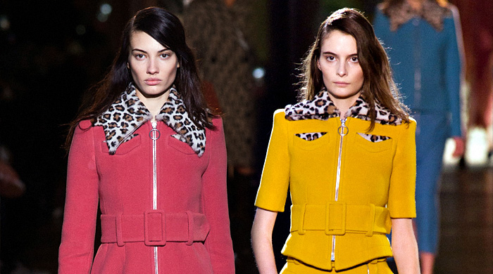 Paris Fashion Week: Carven Autumn/Winter 14