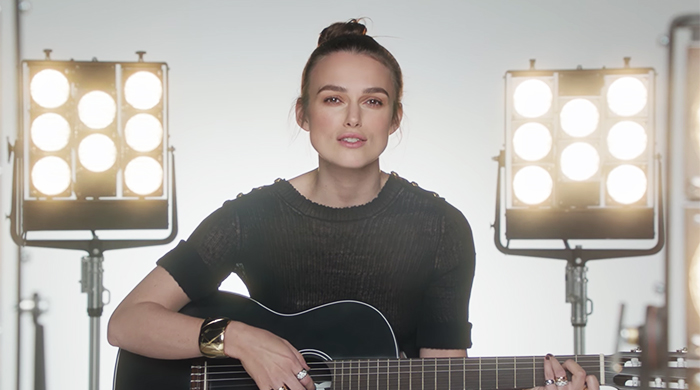 Must-watch: Keira Knightley wears Chanel's Coco Crush jewellery, plus sings in French