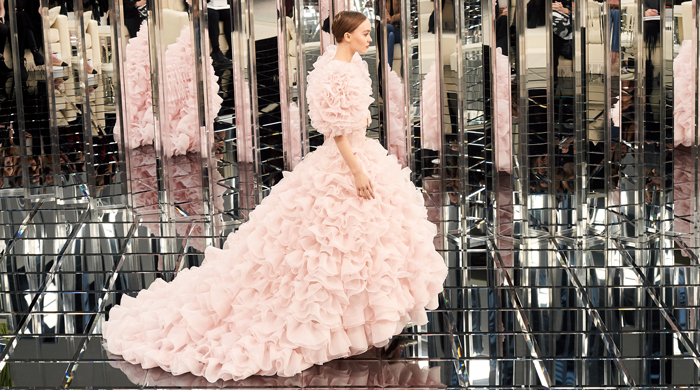Paris Haute Couture Fashion Week: Chanel Spring/Summer '17