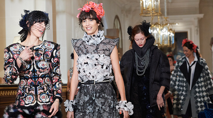 Announced: Chanel does Paris for Cruise '17 show