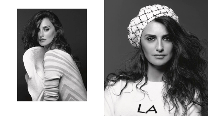 Penélope Cruz lands her debut campaign for Chanel