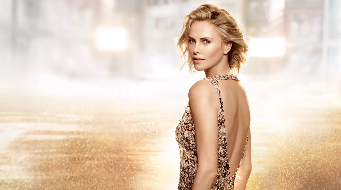 Charlize Theron stars in new J'adore Dior campaign
