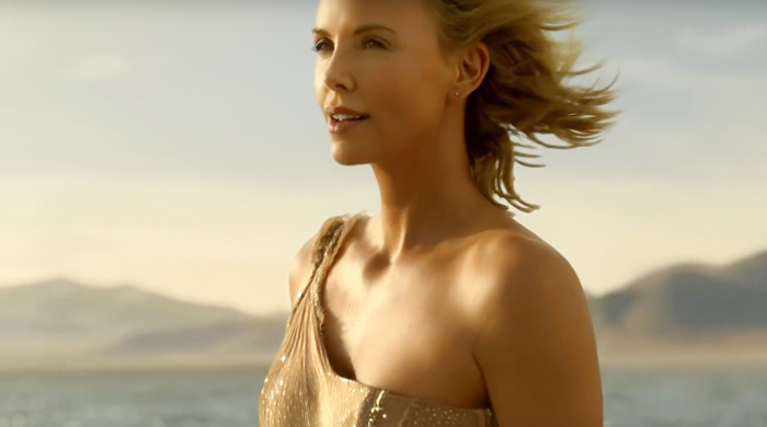 First look: Dior J'Adore's new film featuring Charlize Theron