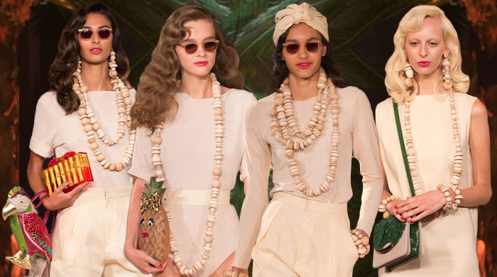London Fashion Week: Charlotte Olympia Spring/Summer '17