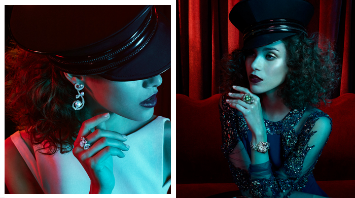 A first look at the Chaumet est une fête collection
