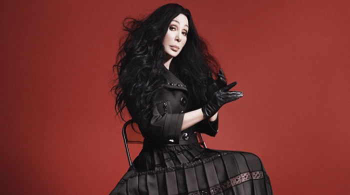 Breaking: Cher stars in Marc Jacobs latest campaign