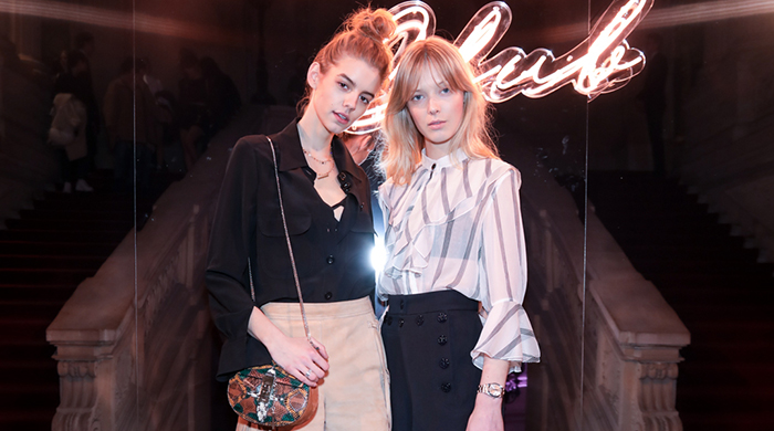 Paris party: Inside the Chloé Girls event