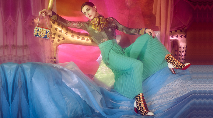 The Remix: Christian Louboutin's new Spring/Summer '17 campaign