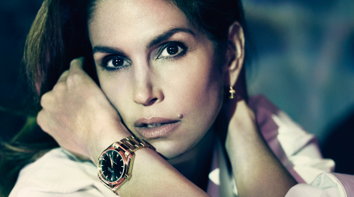 Omega x Cindy Crawford: 20 years in the making