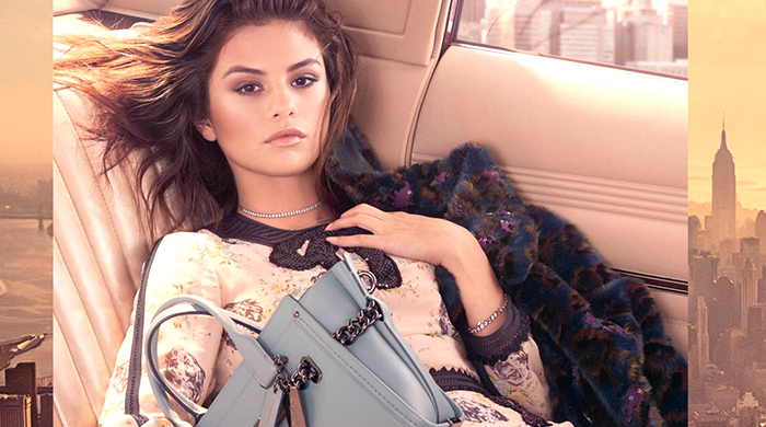 First look: Coach's Fall '17 campaign starring Selena Gomez