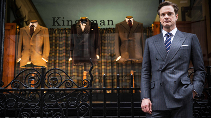 Watch now: Colin Firth in 'Kingsman: The Secret Service' trailer