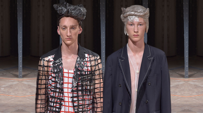 Men's Paris Fashion Week: Comme des Garcons Spring/Summer '17