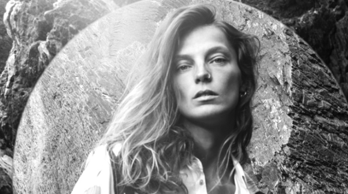 In demand: Daria Werbowy stars in Equipment AW15 campaign
