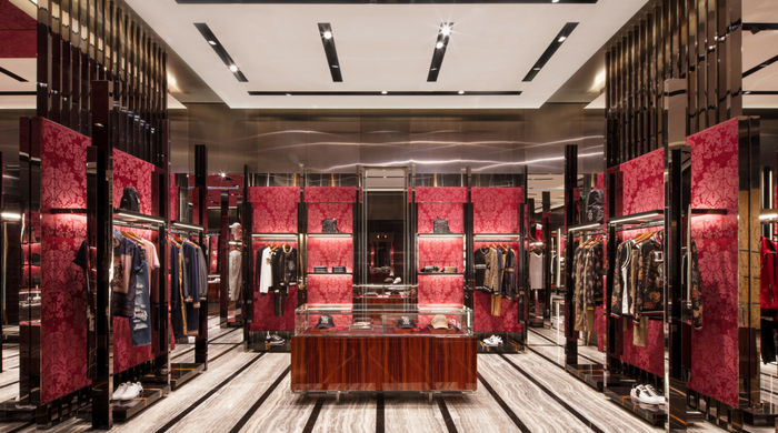 Dolce & Gabbana opens new boutique in The Dubai Mall