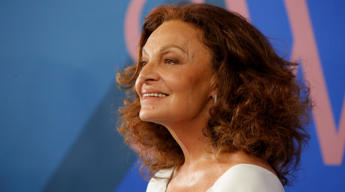 Diane von Furstenberg to host International Women's Day event