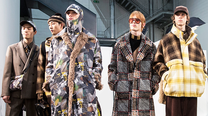 Men's Milan Fashion Week F/W'18: Day three highlights