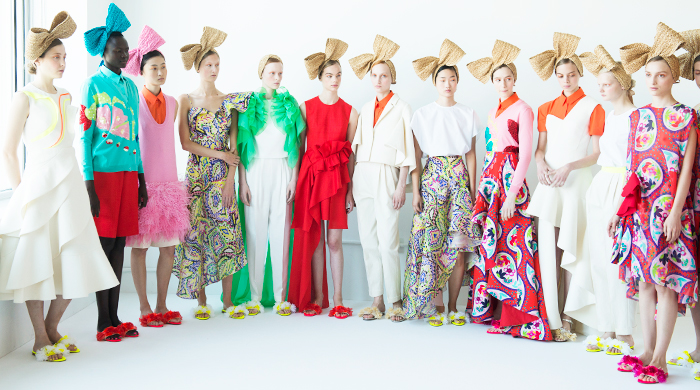 Just in: Delpozo reveals new show venue for Fashion Week