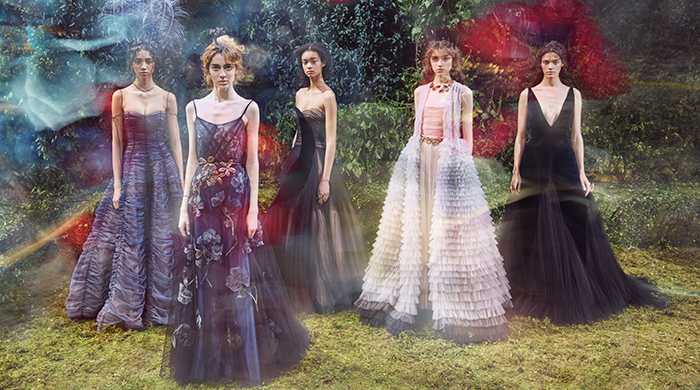 Paris Haute Couture Fashion Week: Dior Spring/Summer '17